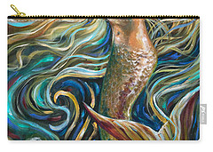 Treasure Mermaid Carry-all Pouch