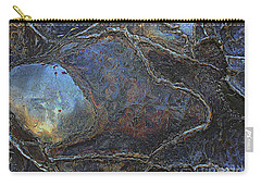 Treasure Trails Carry-all Pouch by Todd Breitling