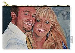 Treasure Your Moments And Memories Carry-all Pouch