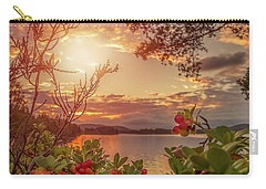 Treasures In Nature Carry-all Pouch by Rose-Marie Karlsen