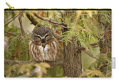 Treasures Of The Forest Carry-all Pouch by Everet Regal