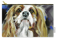 Treat Expectations Carry-all Pouch by Rae Andrews