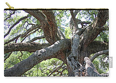 Treaty Oak Carry-all Pouch