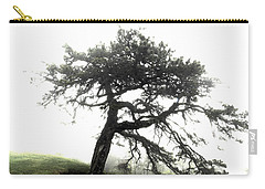 Carry-all Pouch featuring the photograph Tree by Alex Grichenko