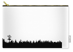 Carry-all Pouch featuring the photograph Tree by Andrey  Godyaykin