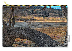 Tree At Elizabeth Lake Carry-all Pouch