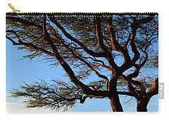 Tree At Lapakahi State Historical Park Carry-all Pouch