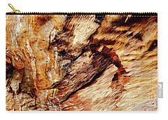 Tree Bark Series  - Patterns #2 Carry-all Pouch by Lexa Harpell