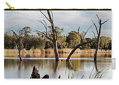 Tree Image Carry-all Pouch by Douglas Barnard