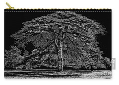 Tree In England Carry-all Pouch