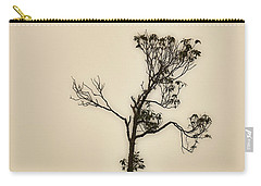 Tree In The Mist Carry-all Pouch