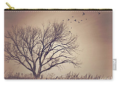 Carry-all Pouch featuring the photograph Tree by Juli Scalzi