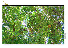 Carry-all Pouch featuring the photograph Tree M2 by Francesca Mackenney