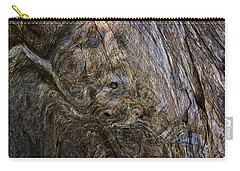 Carry-all Pouch featuring the photograph Tree Memories # 19 by Ed Hall