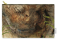 Carry-all Pouch featuring the photograph Tree Memories # 22 by Ed Hall