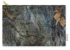 Carry-all Pouch featuring the photograph Tree Memories # 33 by Ed Hall