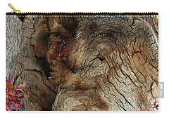 Carry-all Pouch featuring the photograph Tree Memories # 34 by Ed Hall