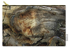 Carry-all Pouch featuring the photograph Tree Memories # 36 by Ed Hall