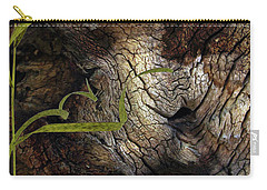 Carry-all Pouch featuring the photograph Tree Memories # 37 by Ed Hall