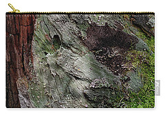 Carry-all Pouch featuring the photograph Tree Memories # 38 by Ed Hall