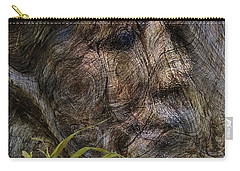 Carry-all Pouch featuring the photograph Tree Memories # 39 by Ed Hall