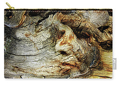 Tree Memories # 5 Carry-all Pouch by Ed Hall