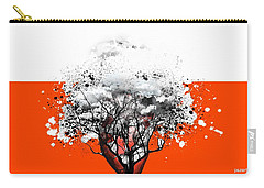 Tree Of Feelings Carry-all Pouch