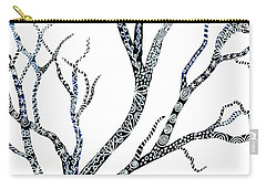 Tree Of Strength Carry-all Pouch