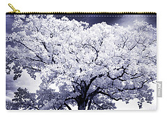 Carry-all Pouch featuring the photograph Tree by Paul W Faust - Impressions of Light