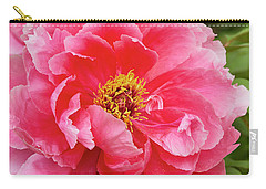 Tree Peony Carry-all Pouch