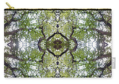 Tree Photo Fractal Carry-all Pouch