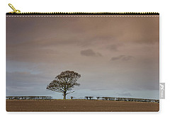 Carry-all Pouch featuring the photograph Tree by RKAB Works
