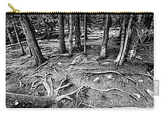 Tree Roots Bear Lake,co Carry-all Pouch