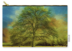 Tree Three Carry-all Pouch