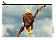 Tree Top Eagle  Carry-all Pouch