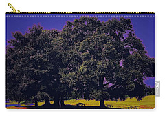 Tree Tunnels Of Knowledge Carry-all Pouch by John Jr Gholson
