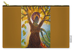 Tree Woman Carry-all Pouch