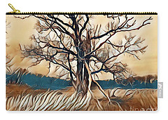 Tree1 Carry-all Pouch