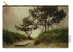Trees By The Sea Carry-all Pouch