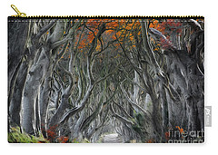Trees Embracing Carry-all Pouch