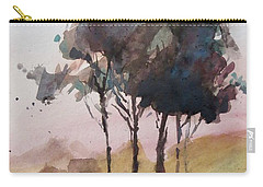 Trees Carry-all Pouch by Geni Gorani