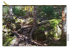 Trees - Mont Tremblant National Park Carry-all Pouch