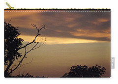 Trees Of The Lake Carry-all Pouch by Don Koester