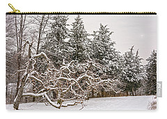 Trees Of Winter Carry-all Pouch