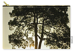 Trees On The Park Carry-all Pouch