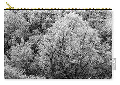 Trees On The River Carry-all Pouch