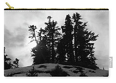 Trees Silhouettes Carry-all Pouch