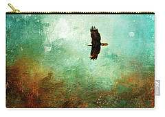 Treetop Eagle Flight Carry-all Pouch