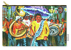 Treme Brass Band Carry-all Pouch