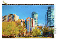 Tremont Street Carry-all Pouch